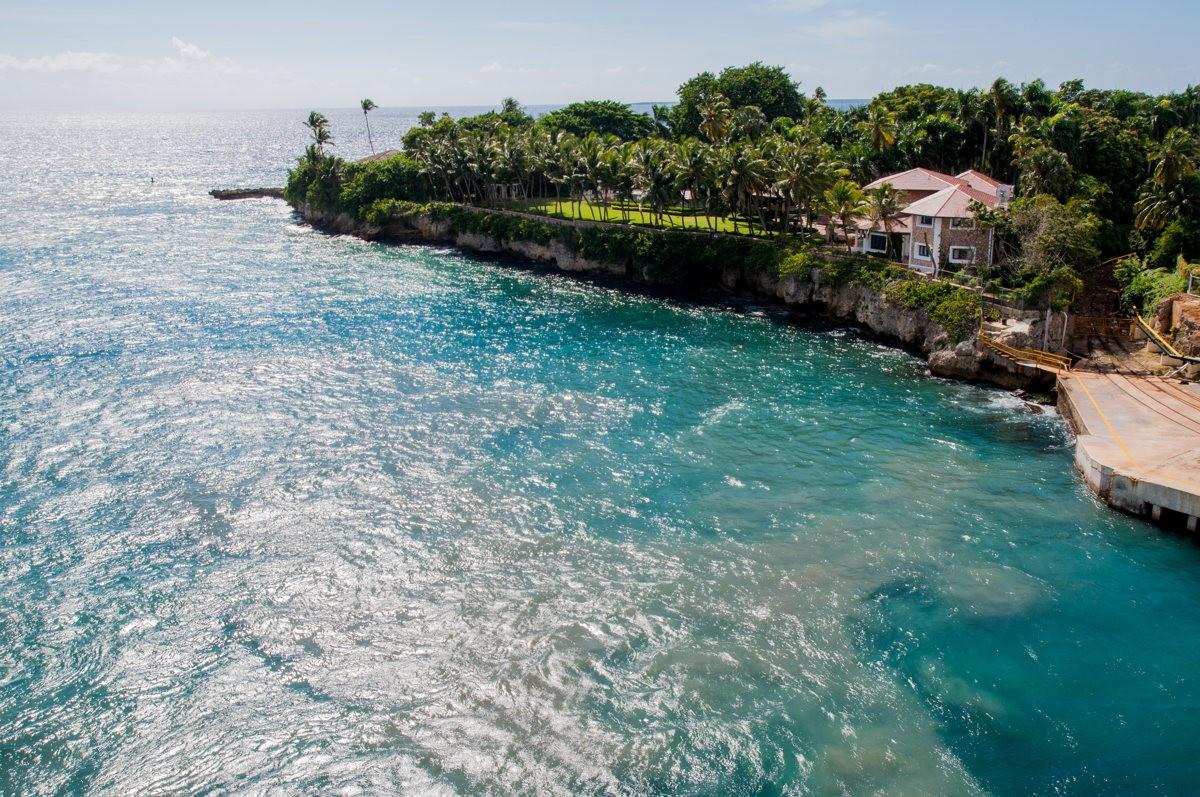 port de la Romana-République Dominicaine- costa croisières