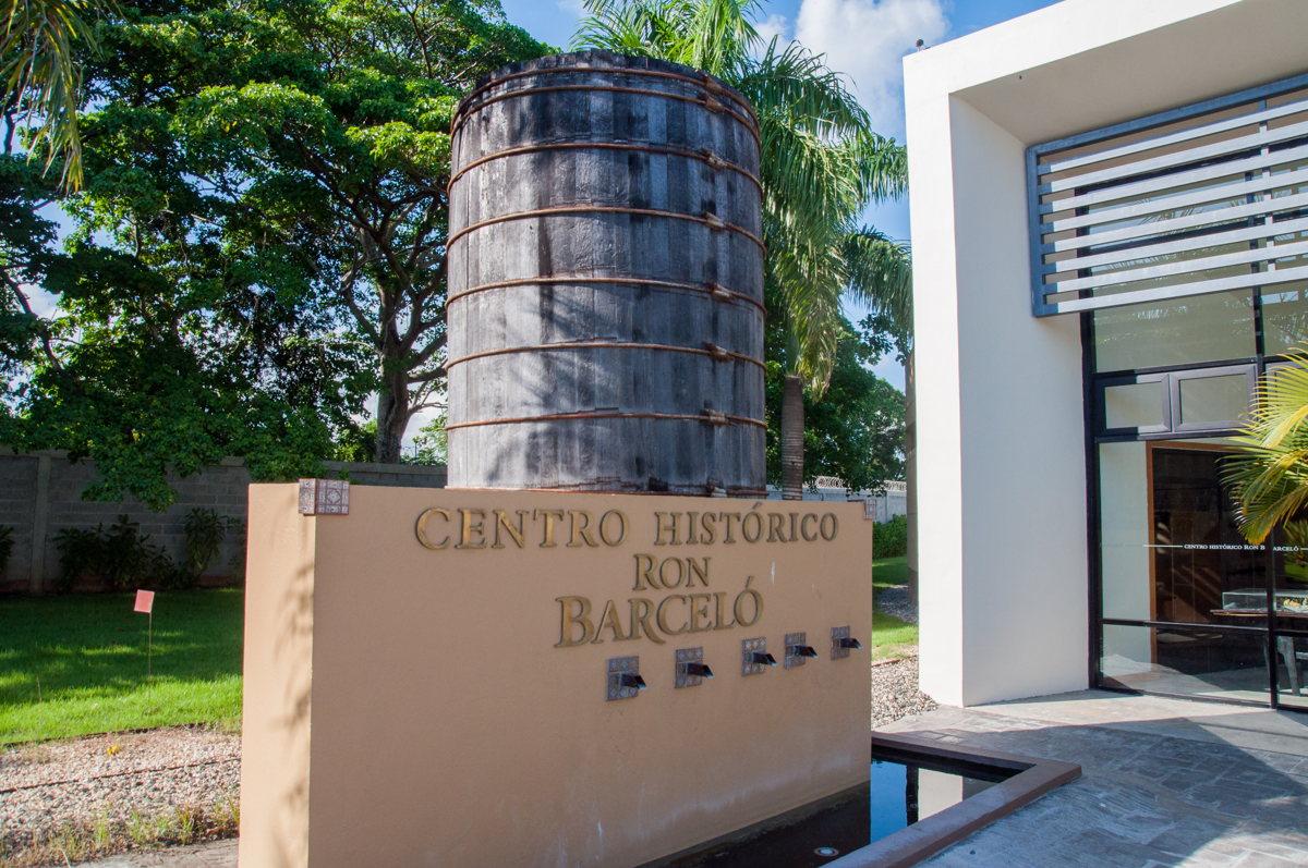 rhumerie Ron Barcélo -(République Dominicaine - costa croisières