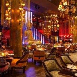 Le Buddha-bar à Marrakech vient d'ouvrir
