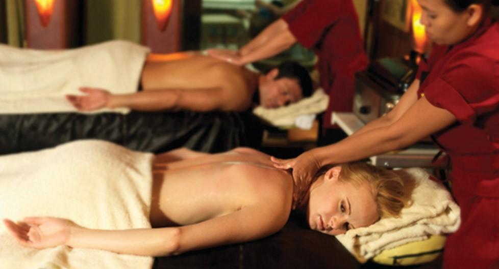 salles de massages - costa favolosa - costa croisières - caraibes