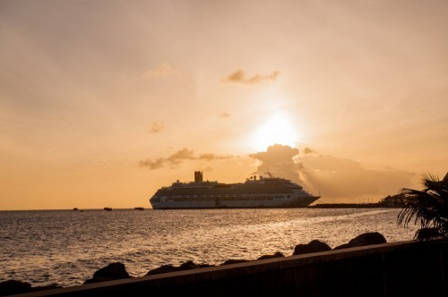 Une première escale à Saint Kitts