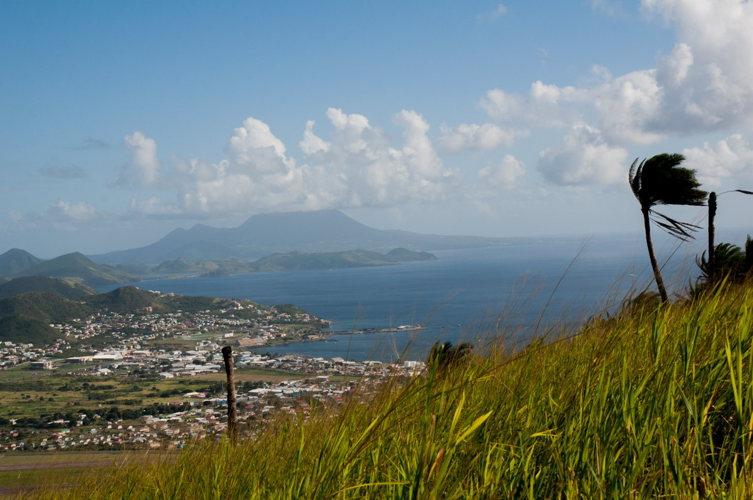 L'île de Saint Kitts - caraibes - costa croisières
