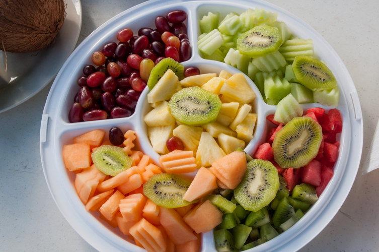 Fruits frais exotiques - costa croisières - saint kitts