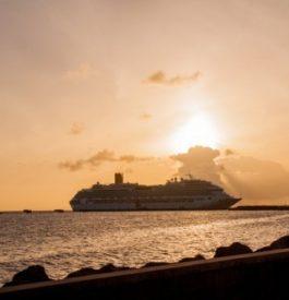 escale Saint Kitts croisière