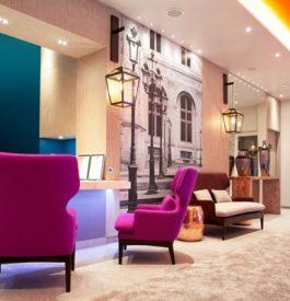 Voyage : L'hôtel la Lanterne à Paris