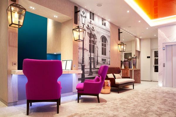L'hôtel la Lanterne à Paris