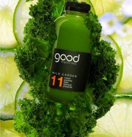 En cure détox avec Good Organic Only