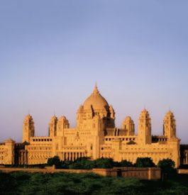 Se rendre à l'Umaid Bhawan Palace Jodhpur