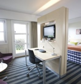 L'hôtel Comwell, un hôtel refuge en Finlande