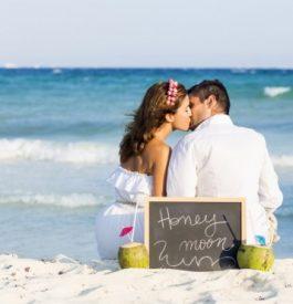 Valise voyage pour un mariage
