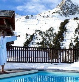 Cocooning Pierre et Vacances à la montagne