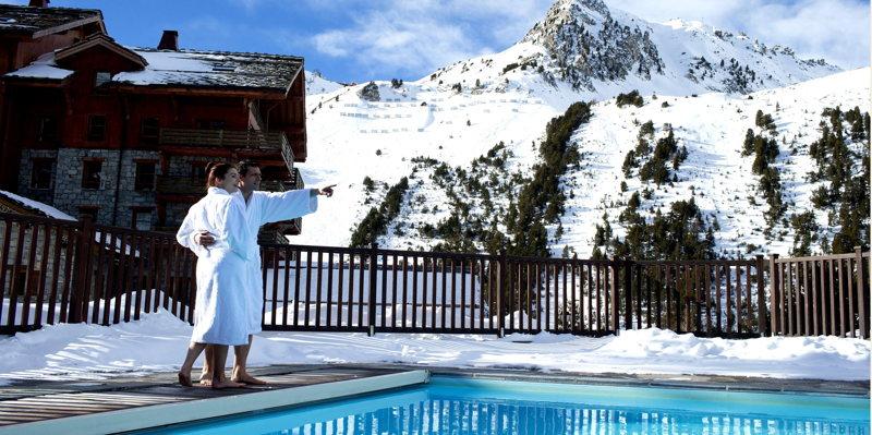 Séjour bien-être Pierre et Vacances à la montagne