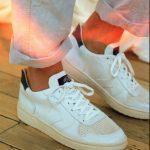 Voyagez stylées avec une paire de sneakers Veja et Bleu de Paname