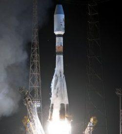 Le centre spatial de Kourou en Guyane