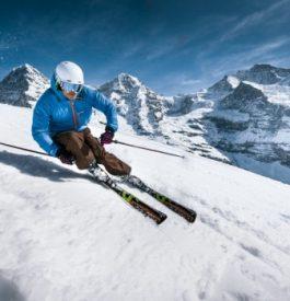 Les huiles essentielles spéciales pour les sports d'hiver