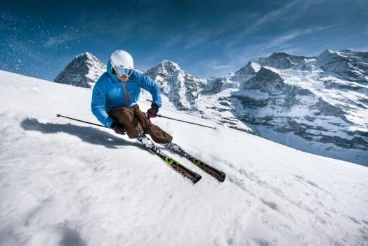 huiles essentielles - sports d'hiver