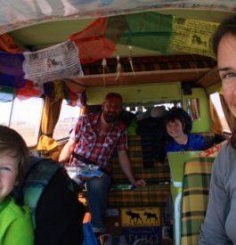 Trip Interview d'une vie sur la route