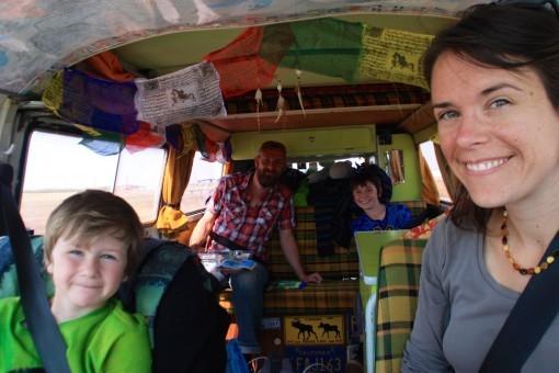 Trip Interview - une vie sur la route
