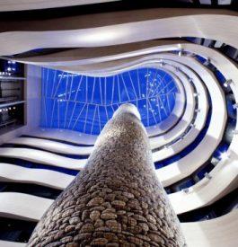 Hébergement insolite : le Silken Gran Hotel Domine à Bilbao
