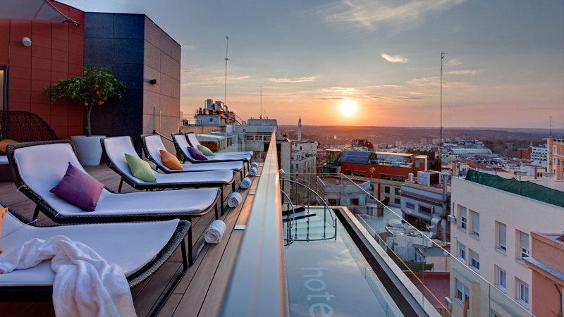 Voyage : Hôtel Casa à Madrid