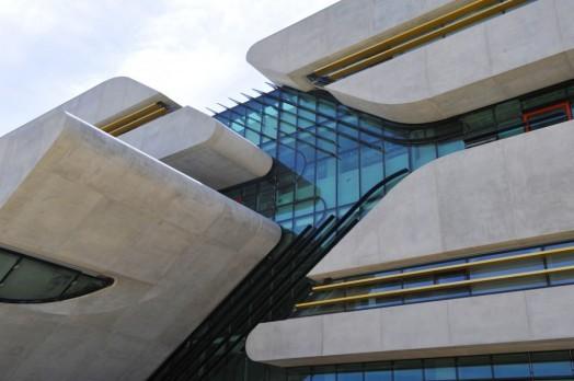 Zaha Hadid - architecte