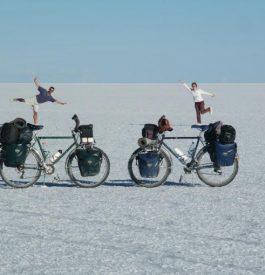 Envie voyage en vélo avec Nathalie et Xavier