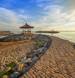 Faire une étape à Sanur à Bali