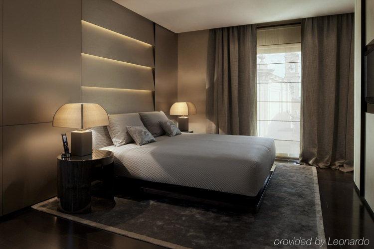 Voyage : Armani Hôtel à Milan