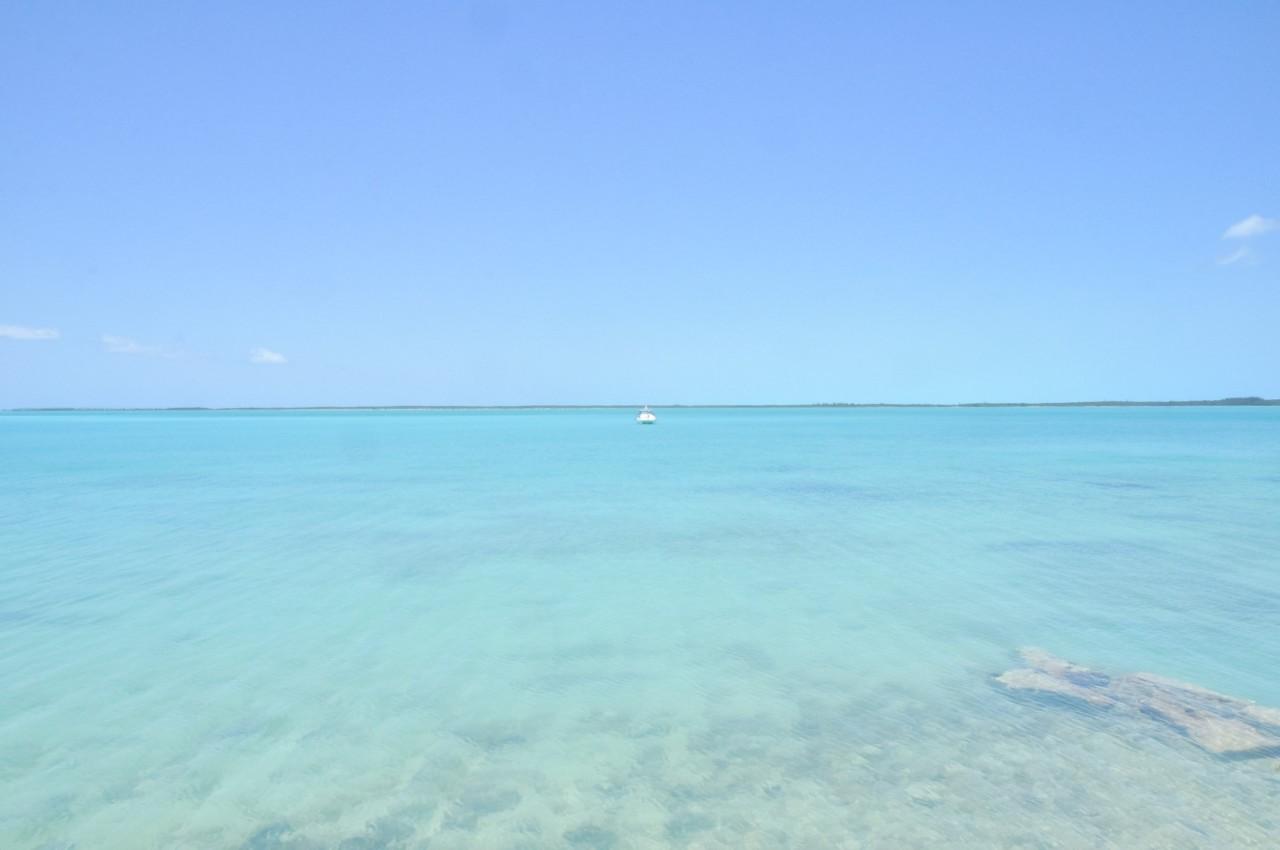 L'eau sublime d'Eleuthera