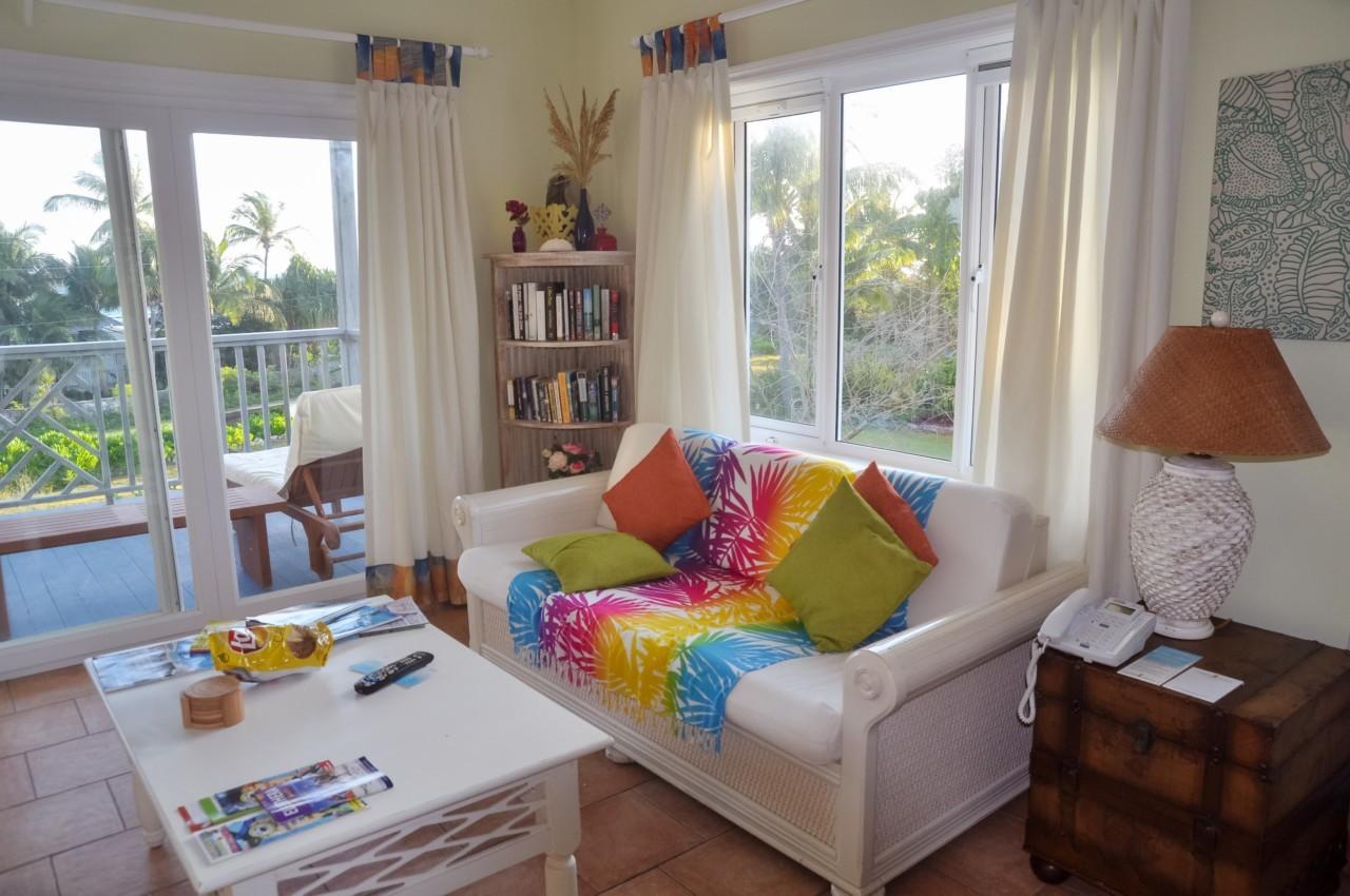 Le salon de mon appartement du Pineapple fields