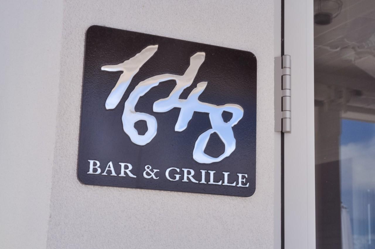 Le 1648 restaurant à Eleuthéra