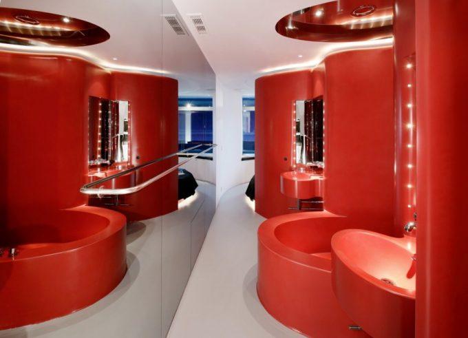 Concept design - l'hôtel Puerta América