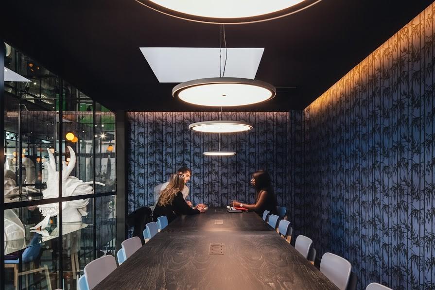 salles de réunion - espace de co-working