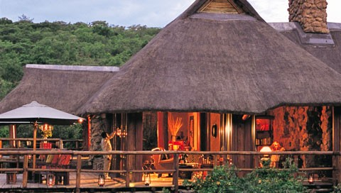 Lodge - Makweti Safari Lodge