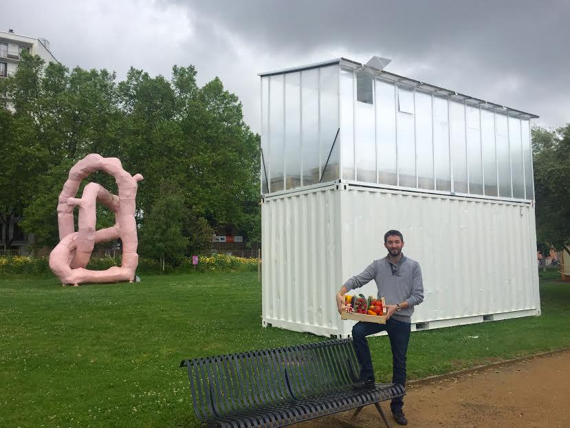 Un nouveau concept de ferme urbain en plein Toulouse