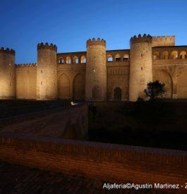 Rejoindre la palais de la Aljaferia à Saragosse