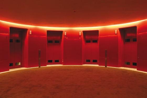 H bergement insolite l 39 h tel puerta am rica for Hotel puerta america