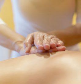 Massage divin au Cove Eleuthera Hôtel aux Bahamas