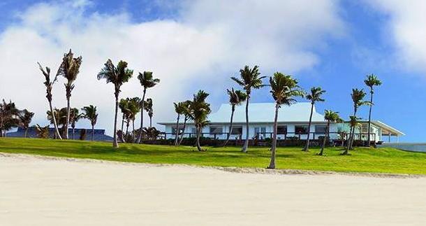 La plage du Cove Eleuthera aux Bahamas