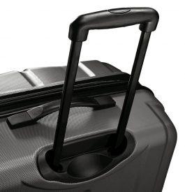 Une valise pour voyager stylé