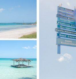 Passer par Eleuthera, l'île sublime des Bahamas