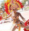 Voyage aux Bahamas, effet Junkanoo