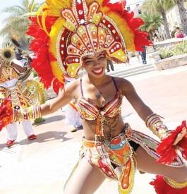 Sortir au Carnaval Junkanoo aux Bahamas