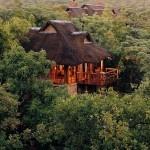 La pause Makweti pendant un voyage en Afrique du Sud