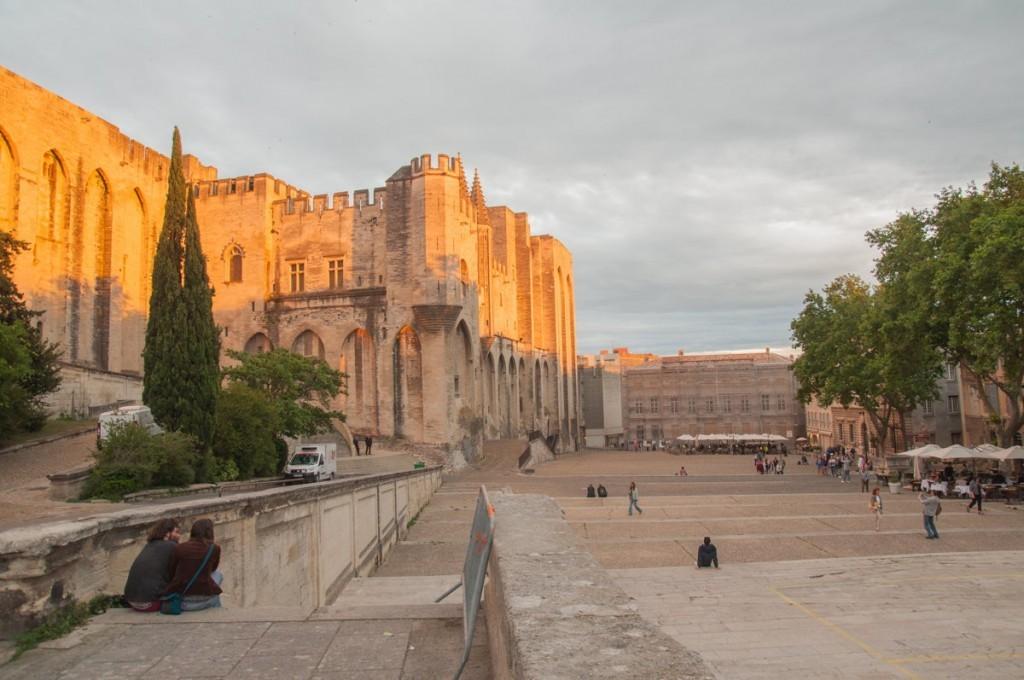 Balades dans le #DivinVaucluse à Avignon