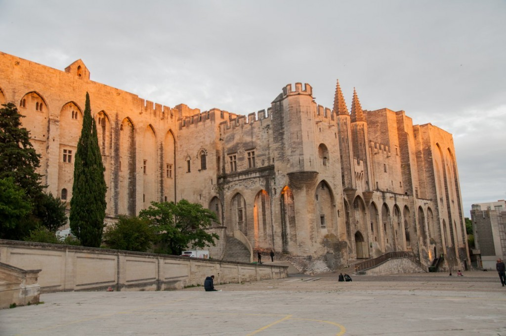 Monuments historiques à Avignon dans le #DivinVaucluse