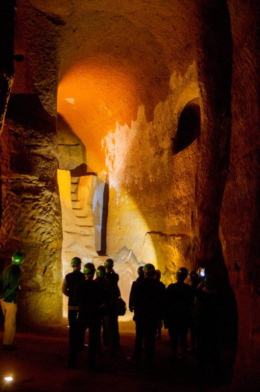 Balades dans le #DivinVaucluse dans les mines de Bruoux