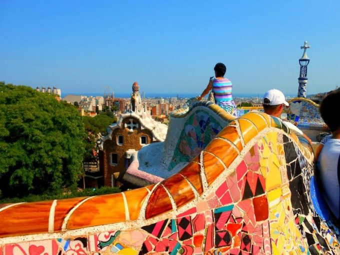 Voyage Barcelone - incontournables
