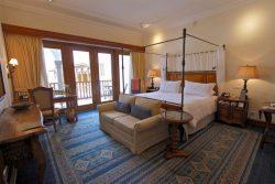 Voyage : Le Palacio Nazarenas à Cuzco