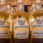 Dans la distillerie John Watlings